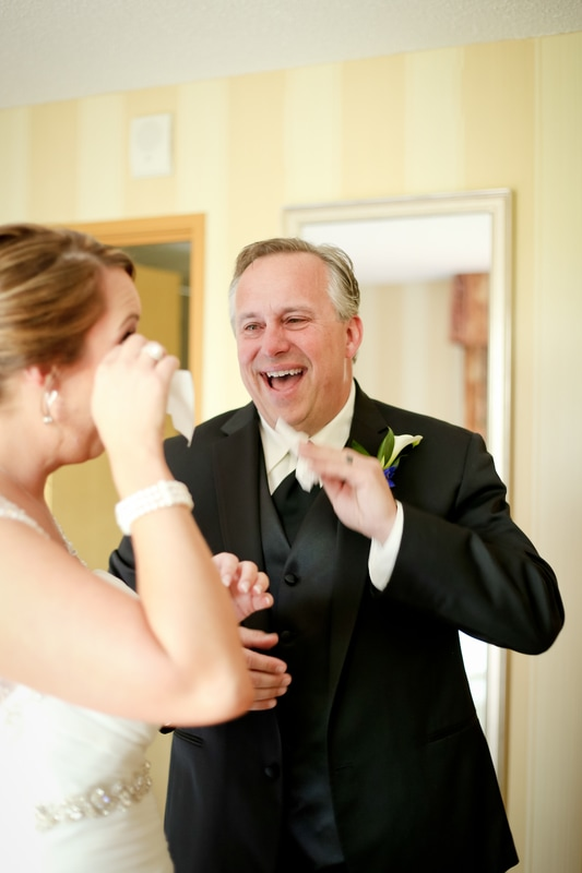 Best father daughter moment wedding photography of 2016 in Minneapolis, MN