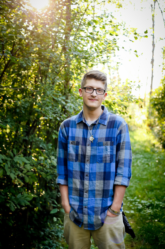Muskego WI Senior Portrait Photographer
