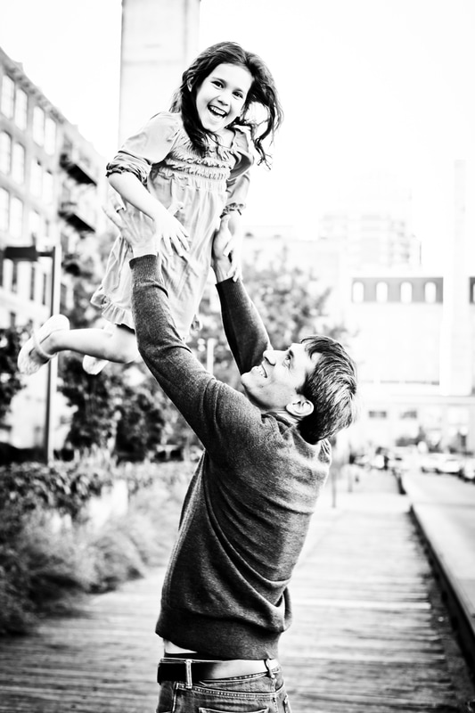 Best black and white family portraits of 2016 in Minneapolis, MN